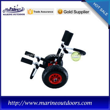 Fashion Style Silver Finish SUP Trolley for Surfboard